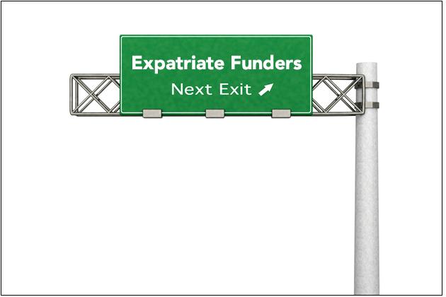 Expatriate Funders