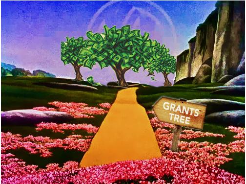 Follow The Yellow Grant Road