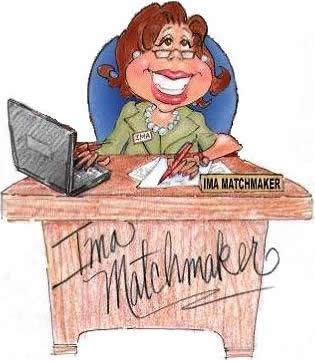 Matchmaker, Matchmaker, Find Me A Grant